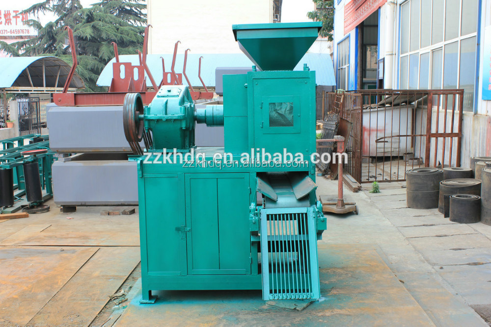 Competitive price Blind Coal, Iron Ore Fines, Coke, Charcoal Briquette Machine From Henan Kehua