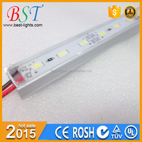Big Promotion Waterproof Hard Rigid Strip Bar Light Pure White with aluminum profile