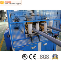 Low price Crazy Selling pvc flexible pipe make machines