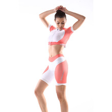 2014 OEM new style cycling shorts for women