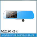China Top Ten Selling Products Android Mirror GPS Navigation with WIFI BT AVIN DVR