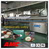Quick Changeover And Cleaning Multifunction corn sheller machine Cooling Tunnel