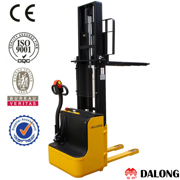 1500kg Side Tiller Goods Lift