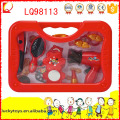 Beautiful and fashion girl plastic makeup set toy for kids
