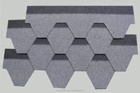 Best Selling Cheap Fiberglass Asphalt Roofing Shingle Manufacturers from China/Ceramic Roof Tile