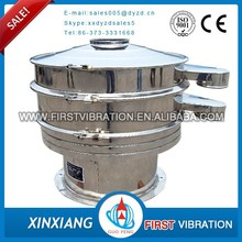 round xxsx hot vibratory screen for pharmaceuticals industry in china