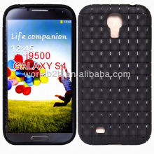 Water Cube TPU Gel Case for Samsung Galaxy S4/ I9500