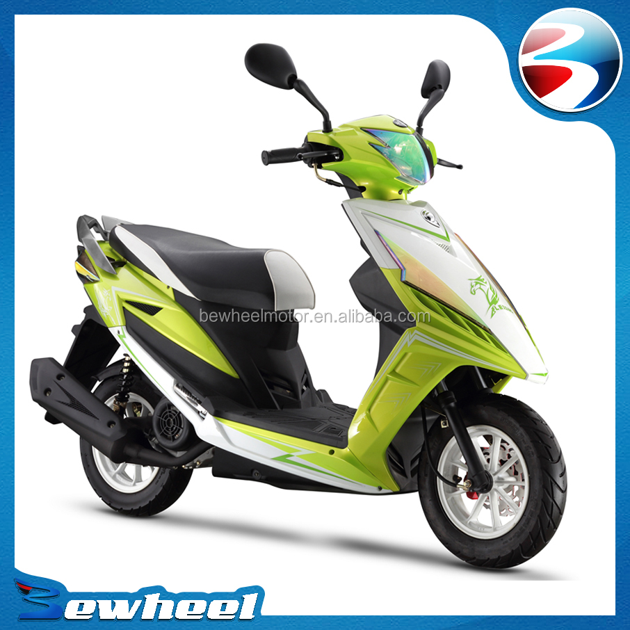 Bewheel 2016 new cool motor scooter moped gas for hot sale