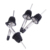 Factory wholesale Stainless steel plastic wine stopper and pourer stopper