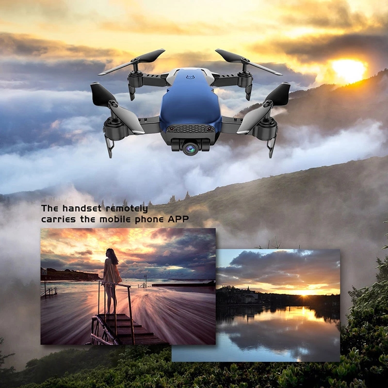 SJY-Q1 FPV Wifi 1080P Dual HD Camera Optical Flow Position Drone For Kids