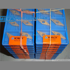 Good quality and widia tungsten carbide insert from Korea Korloy manufacturer