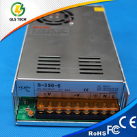High efficiency 24V 15v 12v AC DC switching Power supply with CE approved