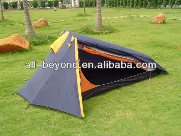 Lightweight outdoor travelling solo trekking tent