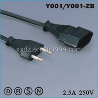European extension cord and extension lead VDE approved