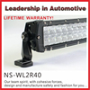 "Top quality 50"" 12 volt 300w CREE wireless led offroad light bar 4x4 accessories"