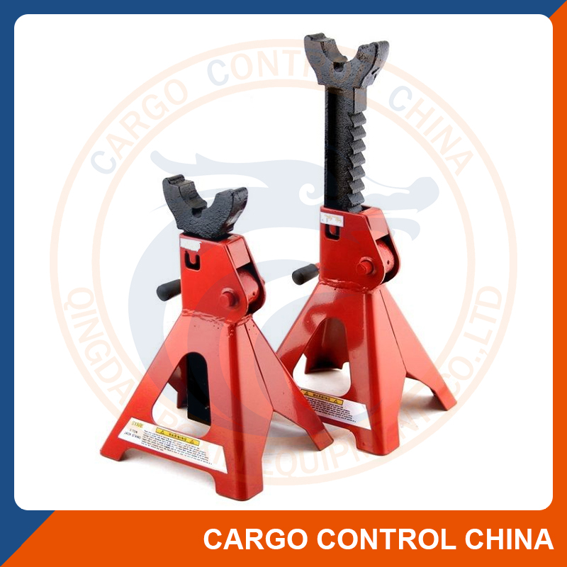 1132 High quality trailer car support hydraulic jack stand 6T