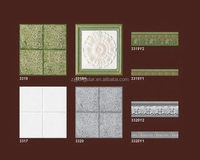 Popular useful chocolate brown wall tiles