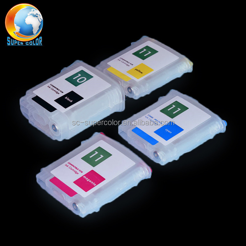 for hp 11 empty ink cartridge for hp82 for hp11