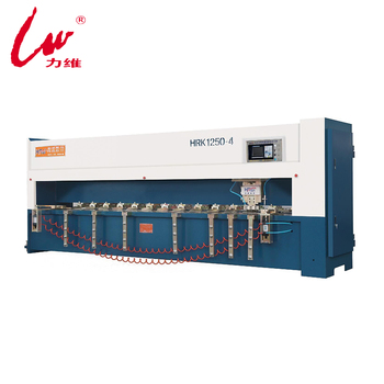 European design 4m Metal Sheet V Grooving Machine