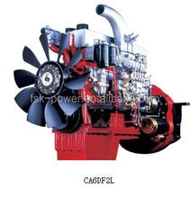 FAW engine 6DF2-23