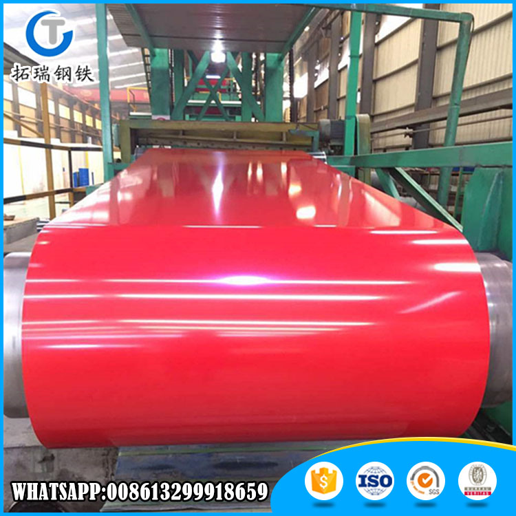 Factory Supplier zhejiang ppgi galvanized steel coil With Good After-sale Service