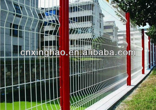 wind fence prefabricated steel fence fence ornaments