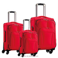 Hot Sale Cloth Soft Trolley Luggage