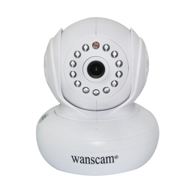 Wanscam JW0005 Wifi PNP IP Camera Baby Watch Camera