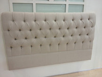 High Quality fabric upholstered headboard for Bedsteads TaiWan Market
