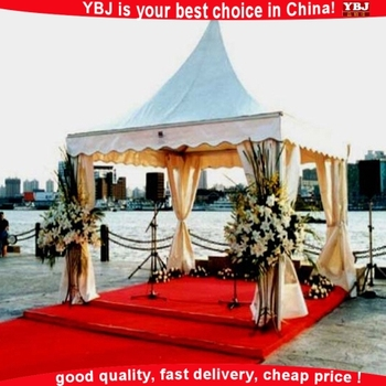 big size multifunctional fast folding tent/wedding tent