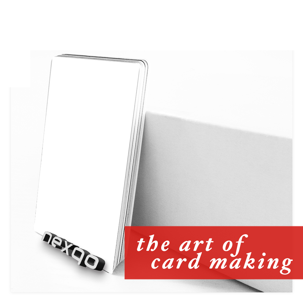 High Quality Blank PVC Smart Card