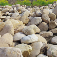 High Quality Natural Large Decorative River Rocks