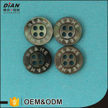 DIAN ,18L buttons mother of pearl & buttons sewing logo