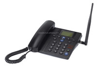 Sim card GSM fixed wireless desk phone WCDMA cordless phone