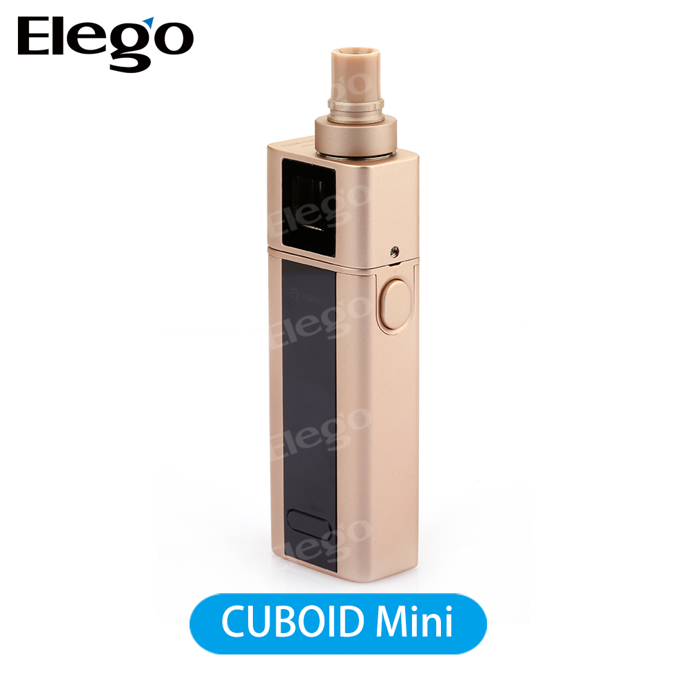 Genuine Joyetech CUBOID Mini Full Kit with 2400mAh 80W Box Mod Wholesale