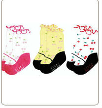 Babyhot sale fashion baby socks, baby anti-slip sock,kids/children sock,sweet socks mary jane socks