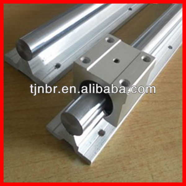 Low price linear guide rail SBR16