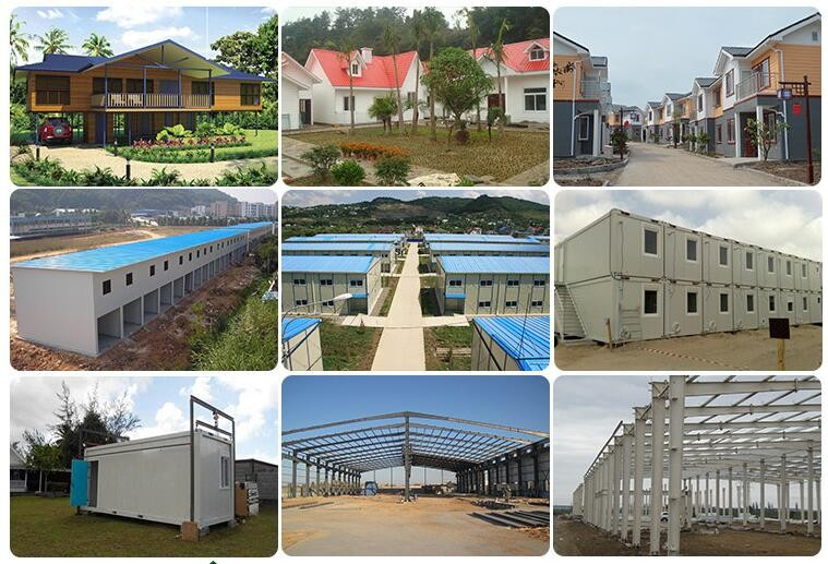 Alibaba hot sales log solar prefab houses