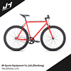 New Products Most Popular Bike With ISO4210 Cerfication Iron 700C Sports Fixed Gear Bike