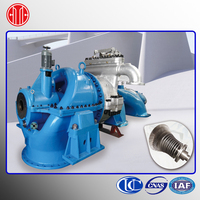 High quality Best Service Trade Assurance Mobile Used Steam Turbine Generator For Sale made in china