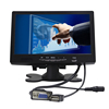 Kiosk POS 7 inch TFT LCD Touch Screen Monitor with USB 12V