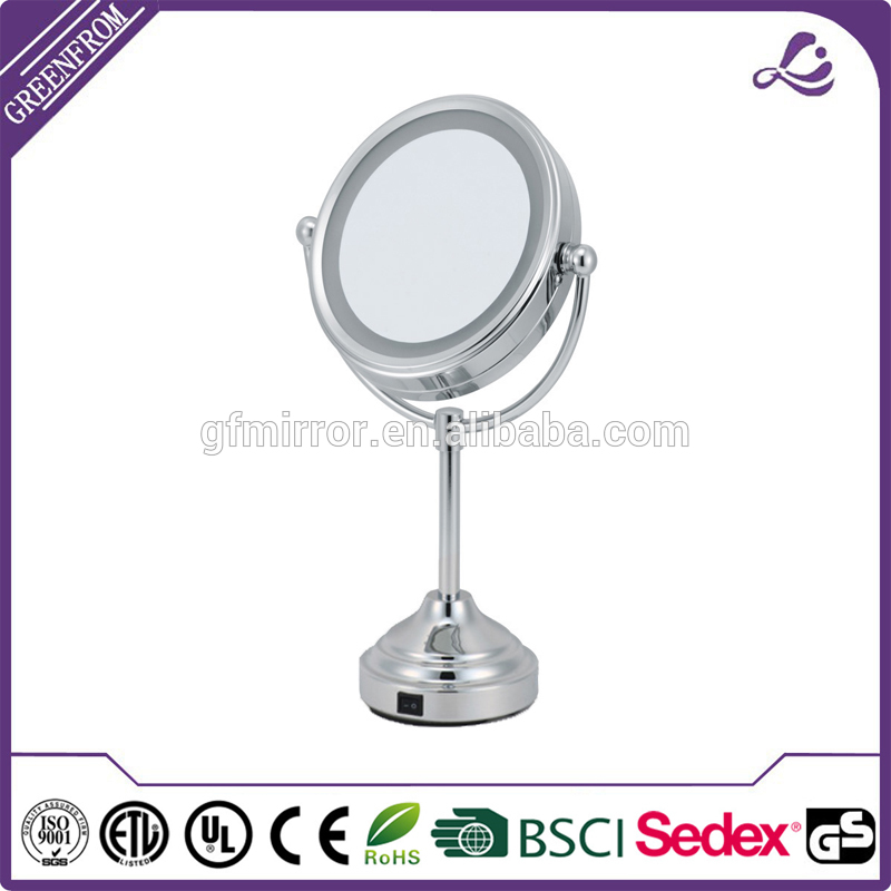 Promotion hot sale mirror tile stickers for birthday gift