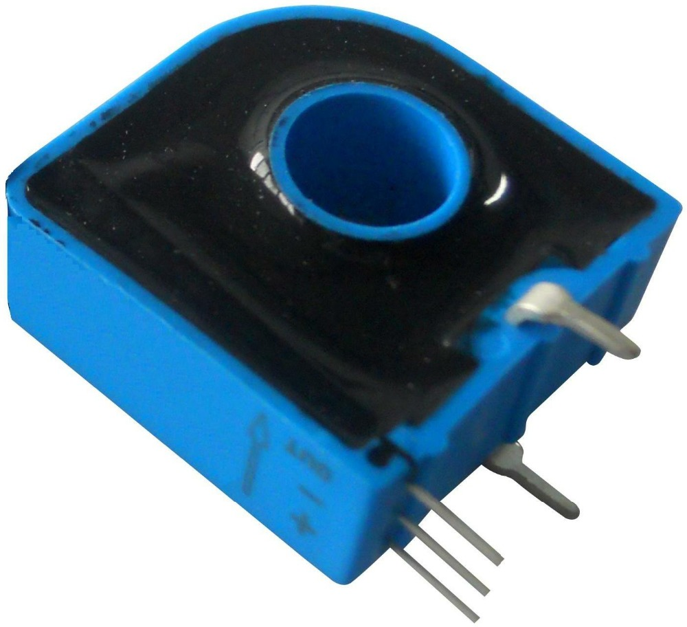 single power Hall effect DC AC pulse current sensor / transducer module RCB56A1-15 (Ipn=15A)