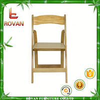 folding wedding chair wood wimbledon chair