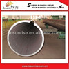 Big Diameter Straight Seam Steel pickled Straightness Tolerances Ms Pipe