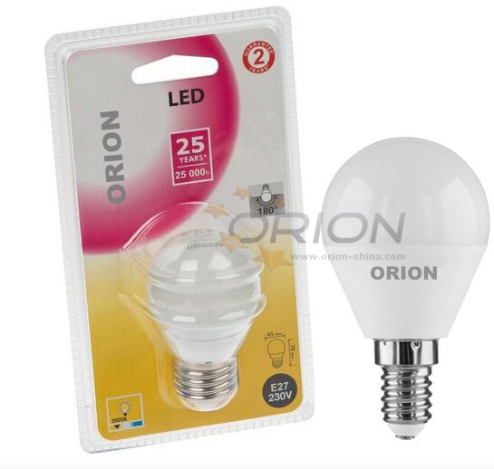 RoHS compliant A60 5W,7W,9W,11W LED light bulb
