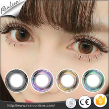 Natural color cosmetic colored contact lens eyesight correction contact lenses korea