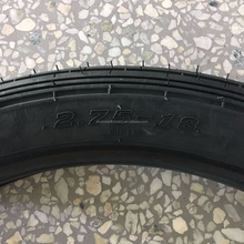 tube tire 2.75-18 china motorcycle tire for wholesale