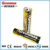R6 1.5V AA Battery Alkaline Battery LR6