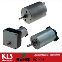 Good quality 4.5v electric dc motor micro small UL CE ROHS 1718 KLS brand
